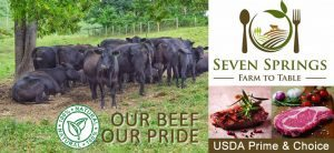 Seven Springs Farm | Angus Beef