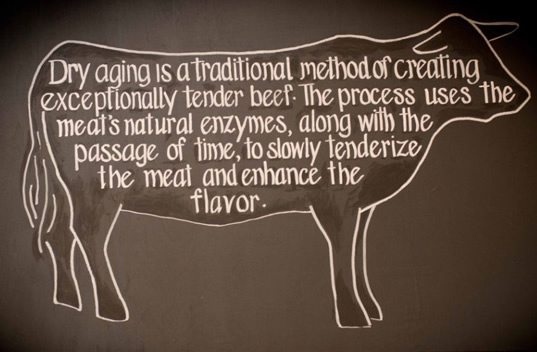 Dry Aging Beef for Tenderness | Seven Springs Farm in Maynardville, TN