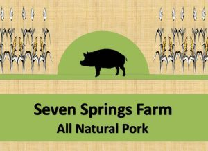 Seven Springs All Natural Pork