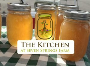 The Kitchen at Seven Springs Farm